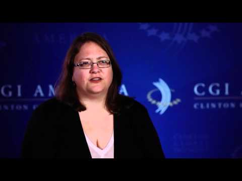 Churches Investing in Microbusiness - CGI America 2012 Commitment Announcement