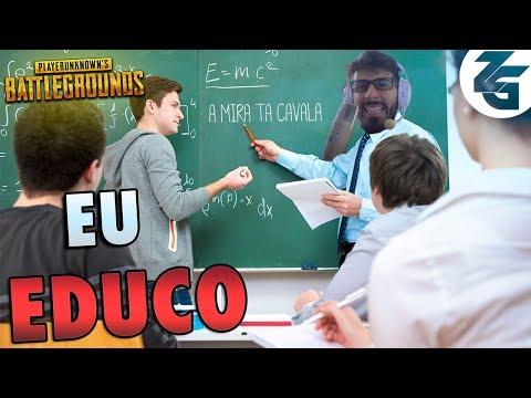 Download Youtube: Na escola eu EDUCO!!!