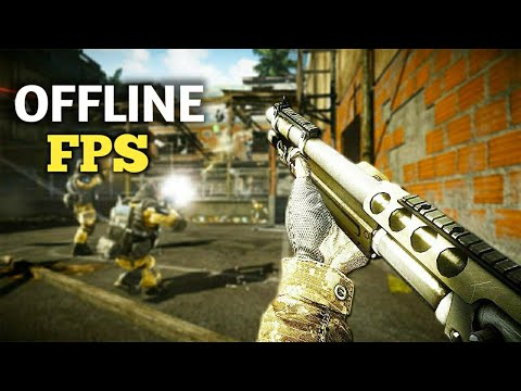 Top 10 FPS Games For Android 2019 HD OFFLINE