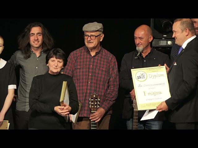 Nagrody dla laureatów Turniej Skamandrytów 2021
