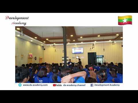 Sales Training in Myanmar