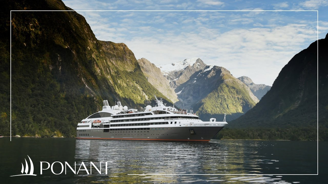 Our Cruises In New Zealand With The Milford Sound Fjord PONANT - Ponant cruises