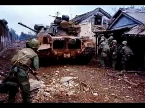 Battle for Hue City. 1 Bn. 5th Marines Vietnam