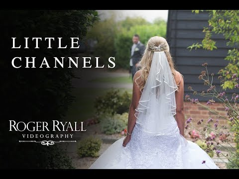Little Channels Wedding, Chelmsford | Cinematic Style Wedding Video | Emma & Clint