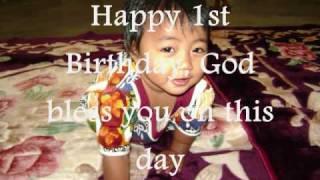 Nauruan Bday Song for Kaylie Jewel Peter