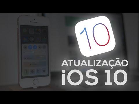 iOS 10: MOTIVOS PARA ATUALIZAR!