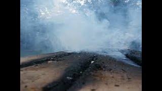 Air quality unhealthy in Spokane, North Idaho on Monday