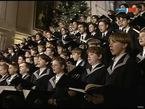 Thomanerchor:  Jauchzet frohlocket  Johann Sebastian Bach