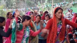 Kumauni wedding dance