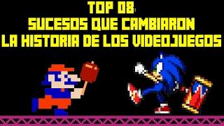 Top 08: Sucesos que Cambiaron La Historia de los Videojuegos para Siempre - Pepe el Mago