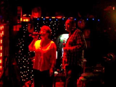 Karaoke @ The Cavern Steve & Marg Duet
