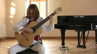 Johann Sebastian Bach, Sonata II BWV 1003, Allegro