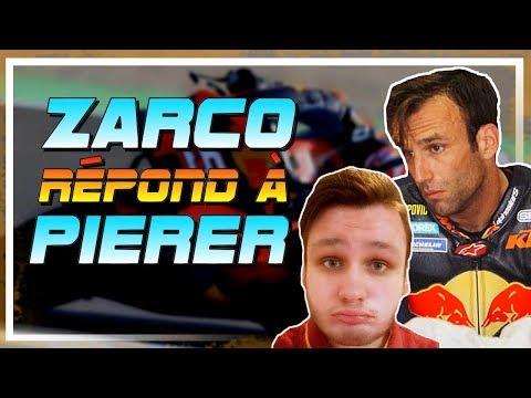 Johann Zarco répond aux patrons de KTM ! (Bierer/Pierer) #MotoGP