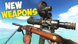 Battlefield 5 - All New Weapons [Summer Update]