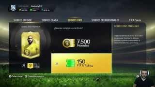 FIFA 15 | PACK OPENING Buscando AGÜERO IF | DoctorePoLLo