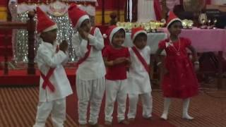 Download Kids Malayalam Christmas song and dance MP3 song and Music Video