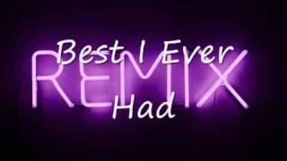 Drake feat. R. Kelly, Nicki Minaj & Busta Rhymes - Best I Ever Had [BrunoRemii]