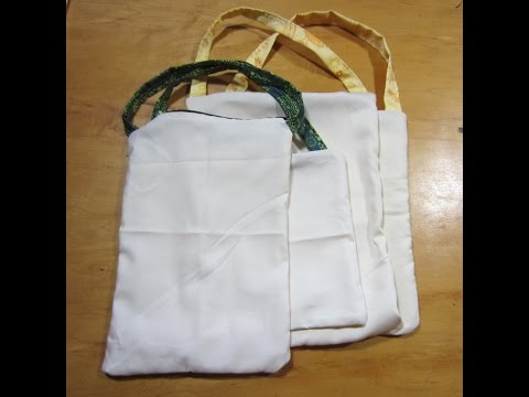 New Product.  Reusable Clothe Bags.