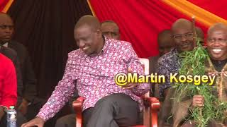 Isaack Ruto Full speech at Kapkatet 2018