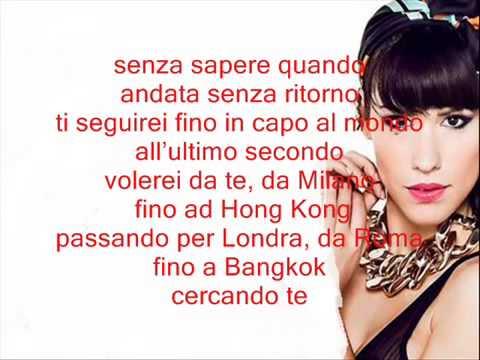 Baby K - Roma - Bangkok feat. Giusy Ferreri + Lyrics ...