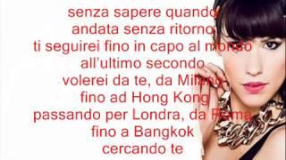 Baby K - Roma - Bangkok feat. Giusy Ferreri + Lyrics [Sp1d3rM4n01]