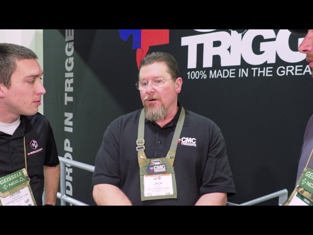 Shot Show 2017: CMC Triggers Now Making a Trigger for Glocks