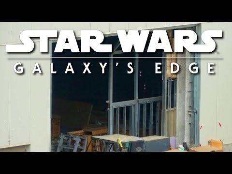 A world inside - Galaxys Edge Construction Update - Pt. 145 | 05-19-18