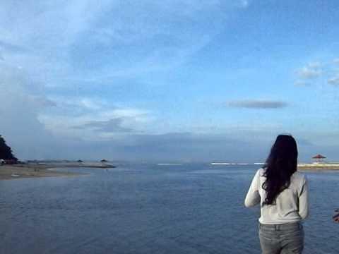 Sanur Beach Bali  Island 17 11 2011