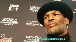 Canelo Alvarez vs Rocky- CANELO ALVAREZ  is The Center & Face Of Boxing-