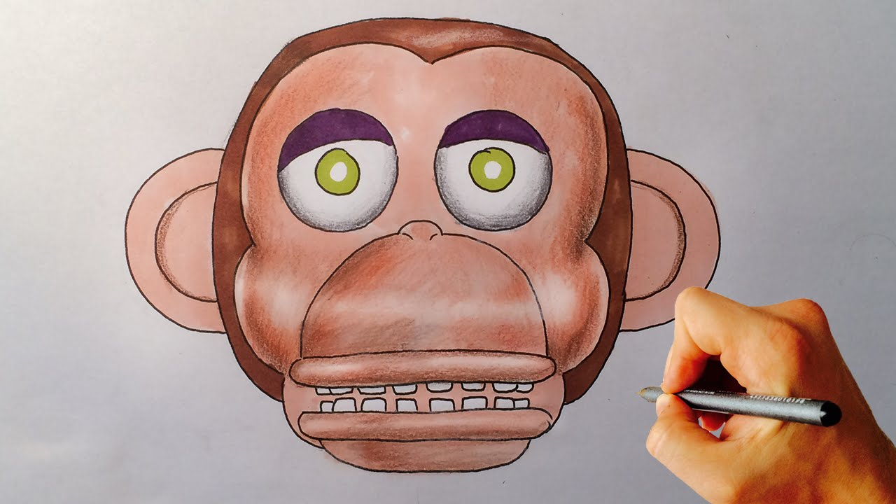 How To Draw Chester From Five Nights At Candys FNaC