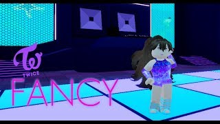 ROBLOX On Dance TWICE | FANCY Kpop Dance Cover