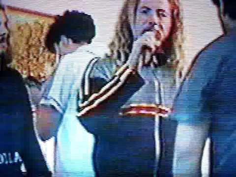 frost y jezzy mel  frost en vivo 1997 dia del amigo con audio