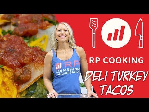 Deli Turkey Tacos // RP COOKING
