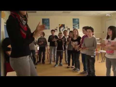 Les élèves de l'école de Meilhan s'éveillent au flamenco