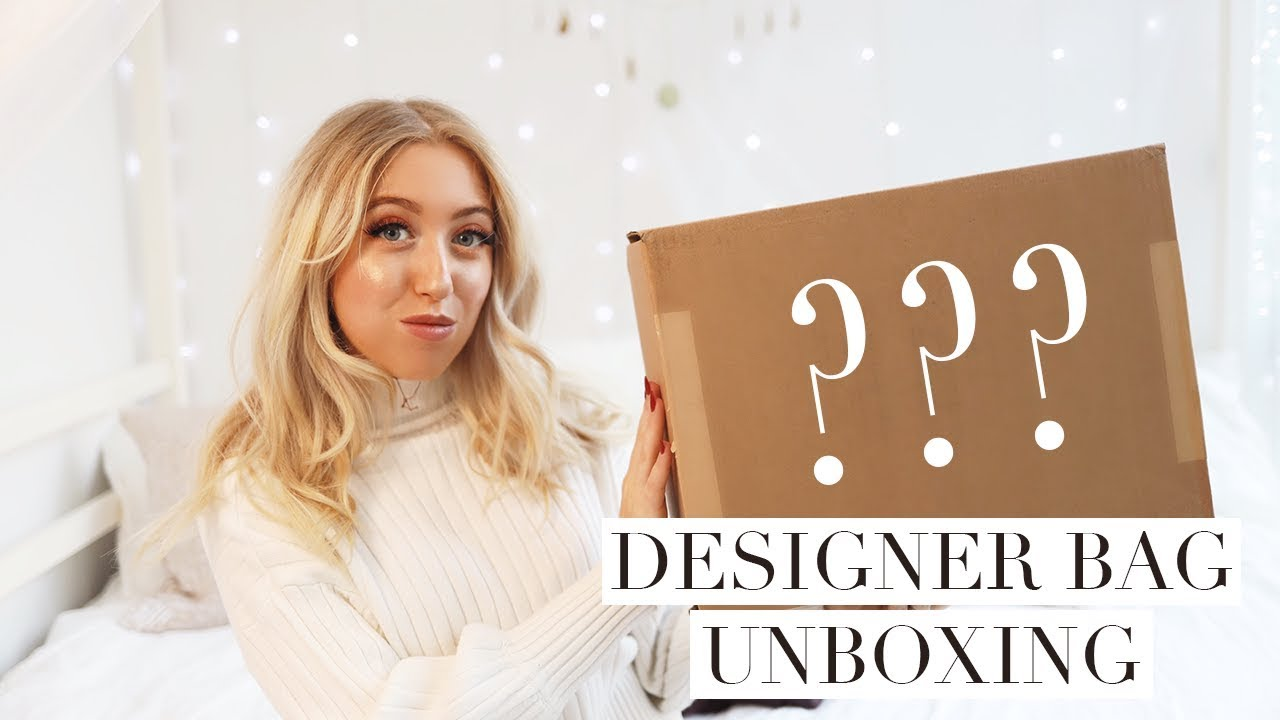 MY NEW DESIGNER BAG UNBOXING + HOW TO STYLE