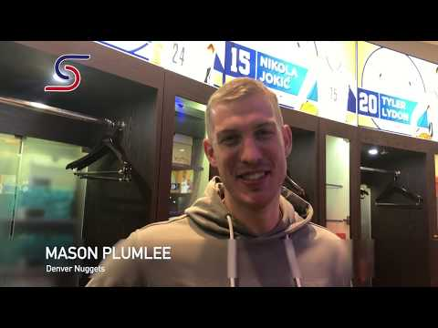 Mason Plumlee - Finding God's Peace