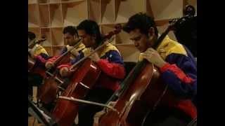 Danza Ritual del Fuego / Ensamble de la Academia Latinoamericana de Violoncello