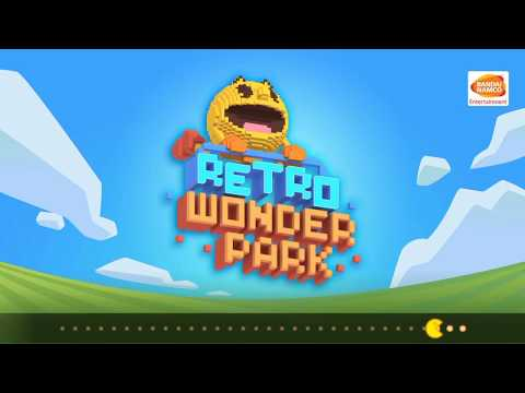 Retro Wonder Park (unreleased mobile game) beginning of the game!