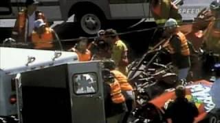 NASCAR: Drivers' Worst Fear
