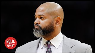 J.B. Bickerstaff encouraged by NBCA creating committee for racial injustice | Golic and Wingo