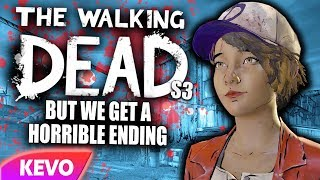 Walking Dead S3 but we get a horrible ending