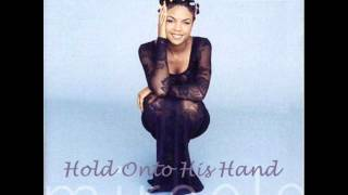 """ Hold Onto His Hand"" - Puff Johnson"