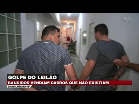 Bandidos aplicam golpe do leilão falso em SP