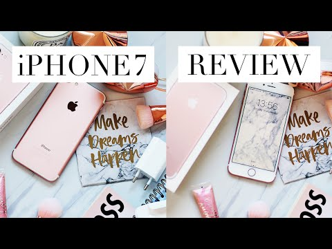 iPhone 7 Rose Gold Unboxing + First Impression | LilyLikecom