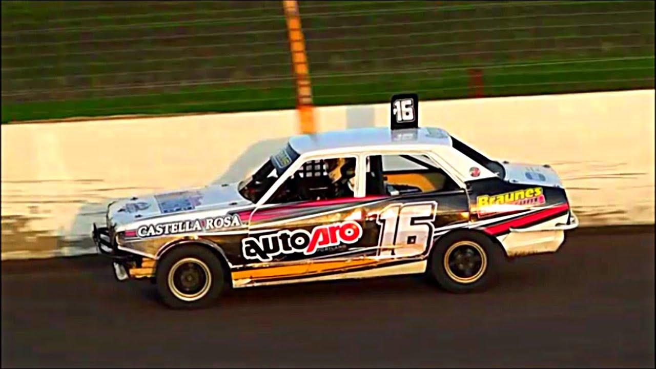 Junior Sedans Heat Darlington Speedway Youtube