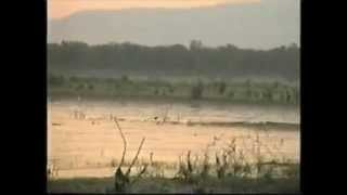 Zambia-Zimbabwe  Dam and Lake Kariba