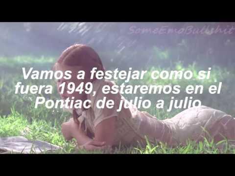 1949 - Lana del Rey {SUBTITULADO AL ESPAÑOL}