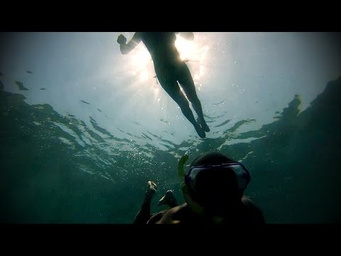 Snorkeling Lesvos (Lesbos) 2014