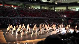 Zeta Tau Alpha - Auburn University Greek Sing 2016