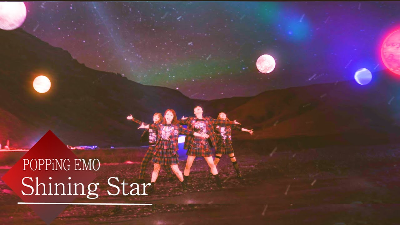 POPPiNG EMO – Shining Star